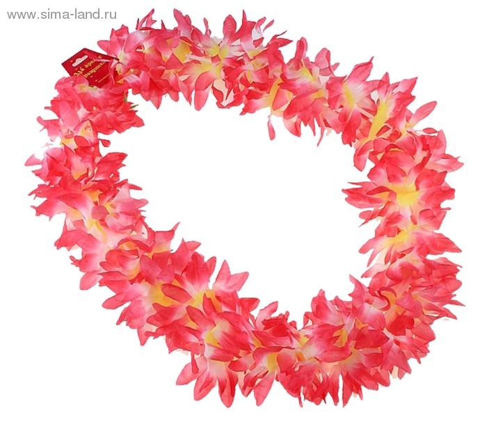 Как сделать гавайское ожерелье из цветов - Stroy-lesa11.ru